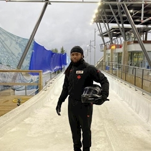 Sliding into a new sport: CFLers turn to bobsled after football season wiped out