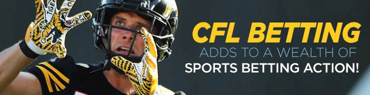 CFL bets -- sports betting action