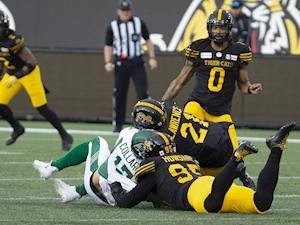Collaros placed in six-game injured list by the Roughriders