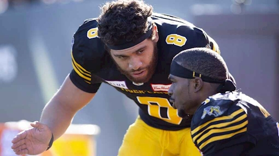 Masoli surpasses 400-yard passing plateau as Ticats down Alouettes