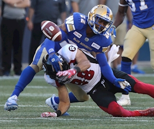 Bombers destroy Redblacks to improve to 5-0 for first time in 59 years