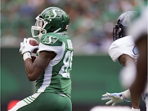 Fajardo's improvement a key to Riders' success versus Stampeders
