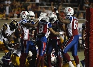 Montreal Alouettes vs. Edmonton Eskimos CFL Pick, Odds, Prediction