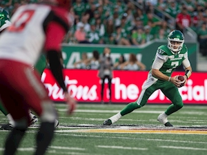 Vanstone: Patience is paramount for Roughriders' offence