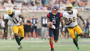 Vernon Adams Jr., Montreal Alouettes beat Edmonton Eskimos for third win in a row