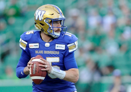 Bombers, Ticats meet in 'too early' Grey Cup preview
