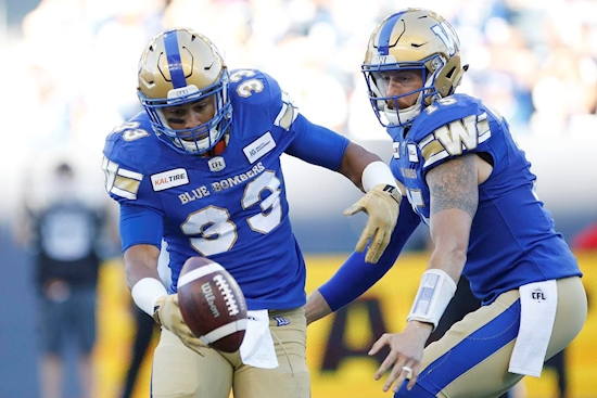 Defence has been backbone of Blue Bombers' undefeated start to season