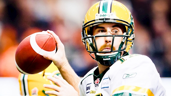 Eskimos to add former quarterback Ricky Ray to their Wall of Honour