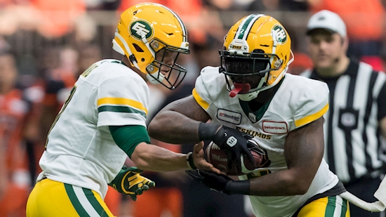 Eskimos vs. Alouettes Prediction: CFL Week 6 Point Spread, Odds