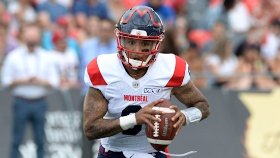 Vernon Adams Jr. leads Montreal Alouettes past Ottawa Redblacks