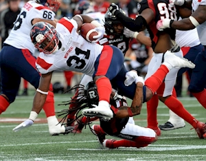 CFL's Moncton trip is a crucial contest for both the Alouettes and the Argos