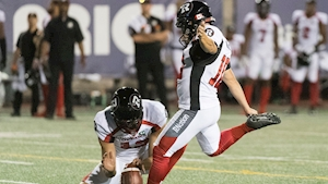 Dedmon runs back two kicks for TDs as Redblacks beat Alouettes in OT