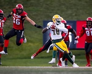 Eskimos Lose Another 'Heartbreaker' In Calgary