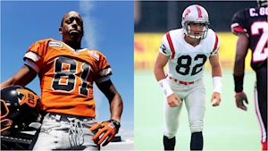 Geroy Simon and Darren Flutie To Enter BC Lions Wall of Fame