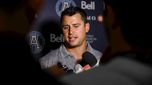 O'Leary: Argos not ready to put time frame on Collaros debut