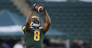 Saskatchewan Roughriders, Edmonton Eskimos swap receivers