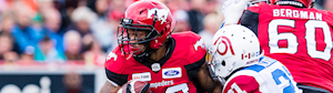 STAMPS RETURN HOME FOR MATCHUP WITH MONTREAL