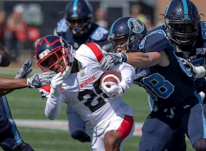 Toronto Argonauts lose heartbreaker to Montreal after late-game comeback attempt