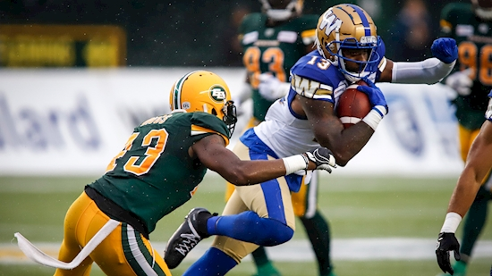 Blue Bombers release wide receiver Chris Matthews after six games
