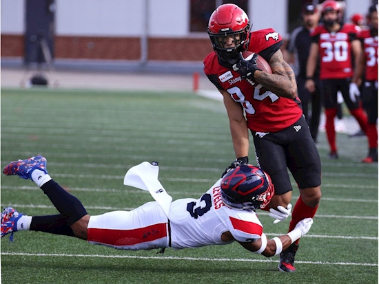 STAMPS NOTES: Begelton shines in OT loss to Als