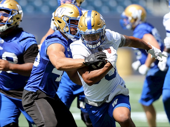 Tough self-assessment: Blue Bombers OC not happy with performance vs Argos