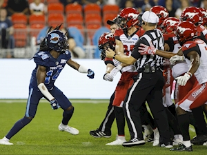 Loss to Stamps puts Argos in deeper hole entering season's final third