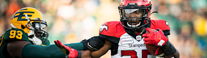 POWER RANKINGS: STAMPS MOVE TO SECOND