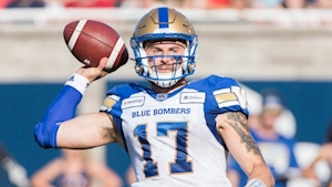 Winnipeg Blue Bombers looking to rebound against first-place Hamilton Tiger-Cats