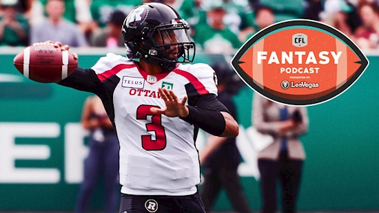 CFL Fantasy Podcast, Ep. 41: Now or never for Jonathon Jennings