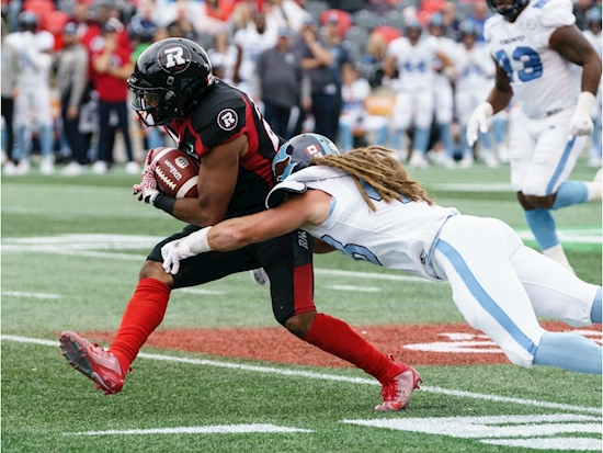 It's time for Redblacks to get past song and dance and just win