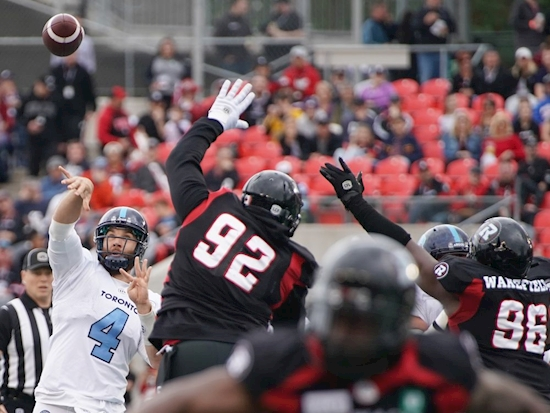 Ottawa Redblacks hope to get some W's and prove stats, rankings wrong