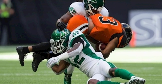 Roughriders look to return to winning ways against Alouettes