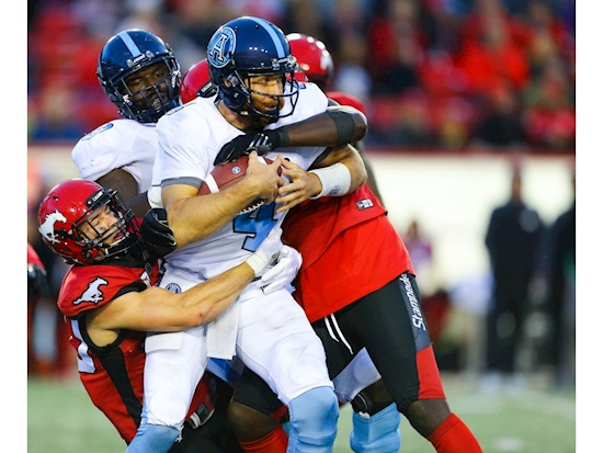 Stampeders believe Argos a tougher match-up than it looks