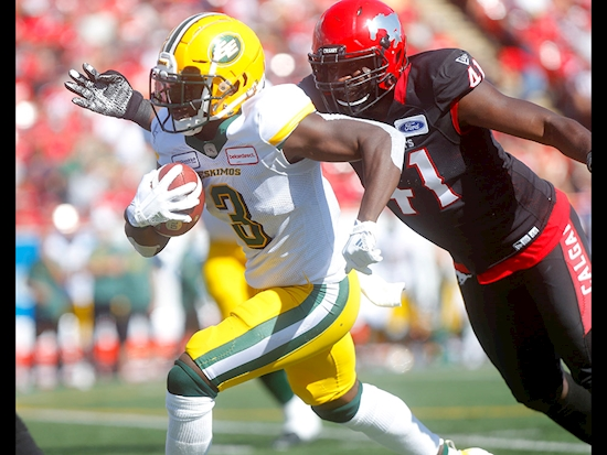 Stamps' Cordarro Law proves his toughness