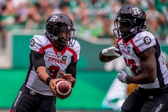 Struggling Redblacks look to turn struggling season around against Argos