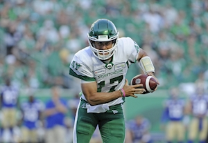 BOMBSHELLS: Collaros takes first live reps since Week 1