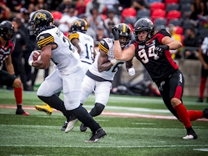 Remember when the Redblacks beat the Ticats four times? How things have changed