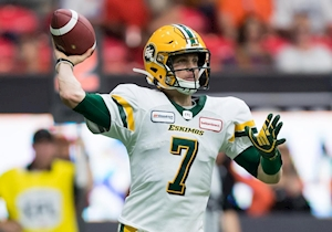 Roughriders vs. Eskimos Prediction: CFL Week 20 Point Spread, Odds