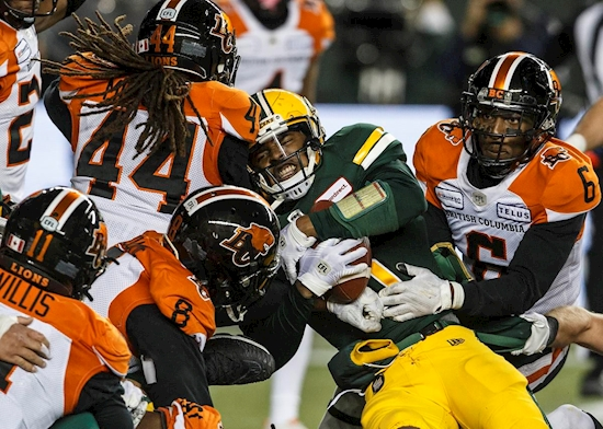 Edmonton earns final CFL playoff berth