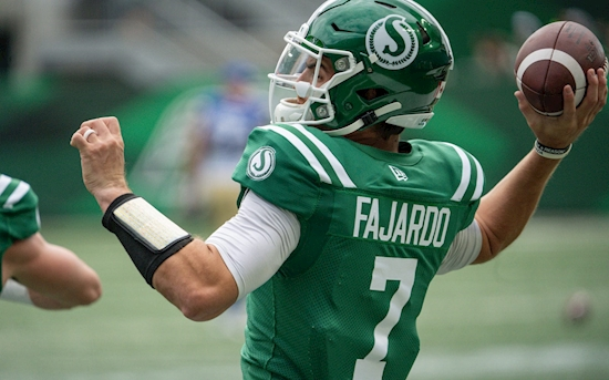 Eskimos vs. Roughriders Prediction: CFL Week 21 Point Spread, Odds