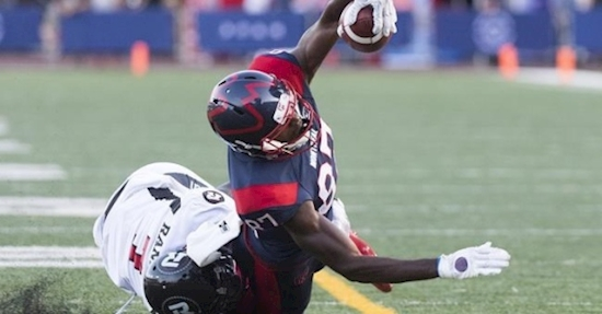 Montreal Alouettes keep foot on gas pedal while preparing for playoff return