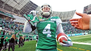 Riders take home 13th win, West division in front of 13th man