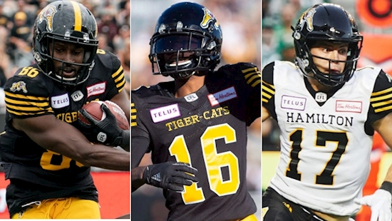 Brandon Banks highlights star-studded Hamilton Tiger-Cats receiving corps