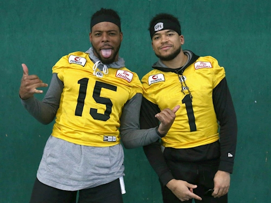 Culture Club: Work is fun for Hamilton Tiger-Cats heading into the Grey Cup