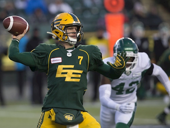 JONES: Hope has returned for the Eskimos in quarterback Harris