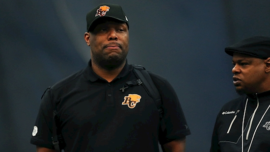 Lions dismiss Head Coach DeVone Claybrooks