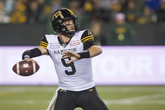 Ticats' Evans, Roughriders' Fajardo embody CFL's year of the backup