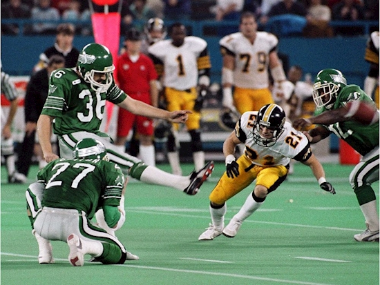 Top 5 Grey Cup games ever played