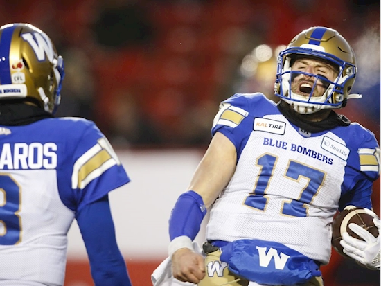 Vanstone: Zach will be back in Regina for West final