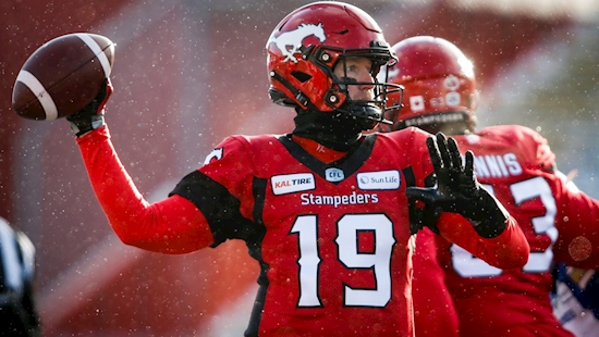 'With success comes failure': Mitchell reflects on Stamps' early playoff exit